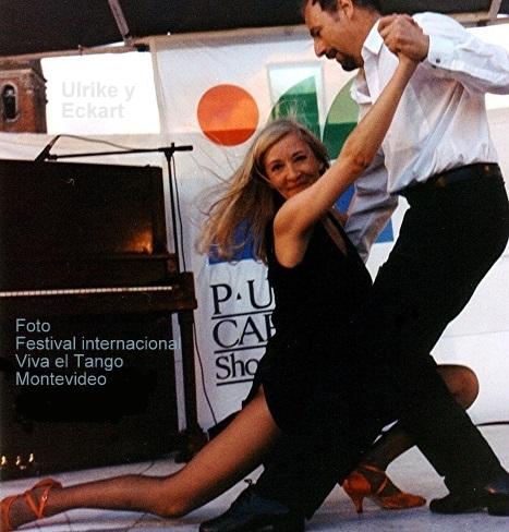 Foto © Festival  int. Viva el Tango, Montevideo